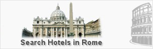 Search Hotels in Rome